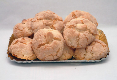 Amaretti all'agrumello